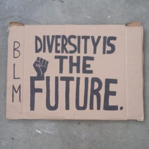 Diversity's the future